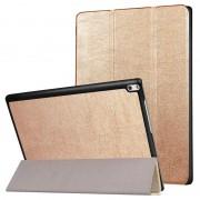 Capa Tri-Fold para Lenovo Tab 4 10 Plus - Dourado