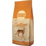 ARATON Cat Adult Chicken & Turkey / OUTDOOR 15 KG