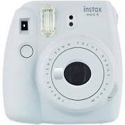 Fuji Instant Camera Instax Mini 9 Smoky White