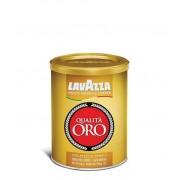 Cafea macinata Lavazza Qualita Oro cutie metalica - 250gr.