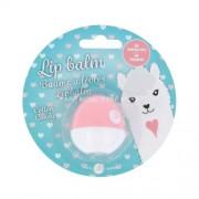 2K Animal Lip Balm Lama 11g Грижа за устните за Жени Нюанс - Cotton Candy