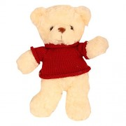 Huggable Mini Cute Teddy bear for your Valentine. Special offer for Valentines Day.(High Quality)