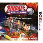 Pinball Hall Of Fame: Williams Collection - 3Ds - Unissex