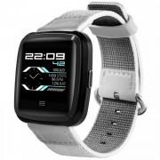 Smartek SW-890 Smartwatch Desportivo Preto/Branco