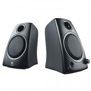 Zvučnici 2.0 Logitech Z130, Black-