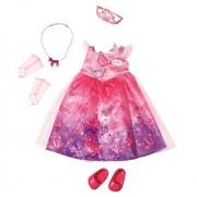 Zapf Creation Baby Born Deluxe Wonderland Princess Dress