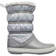 Crocs Doamnelor de zăpadă Crocband Winter Boot 205314-998 36-37