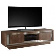 Tv meubel SKY 156 cm breed - Cognac bruin
