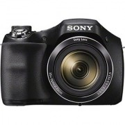 Sony Cyber-shot DSC-H300 Point Shoot Camera(Black)
