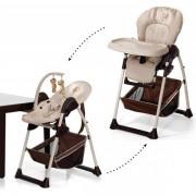 Scaunel balansoar si scaun de masa Hauck Sit`n Relax zoo