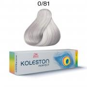 WP Vopsea permanenta Koleston Perfect 0/81, 60 ml