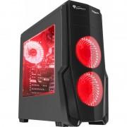 Carcasa Genesis Titan 800 Red