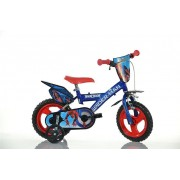 BICICLETA COPII 12'' SPIDERMAN HOME - DINO BIKES (123GL-SPH)