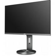 AOC TFT 27 I2790PQU/BT Grijs Full-HD
