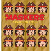 Maskers / Piraten en Zeelui