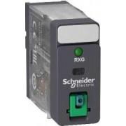 Releu,12Vdc,10A,1C/O,Cu Ltb,Cu Led RXG12JD - Schneider Electric