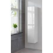 Bruynzeel Mino hoge kast 35x35x160 deur rechts hoogglans wit