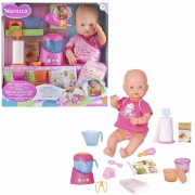 Nenuco Snack Time Doll Pink 700013300