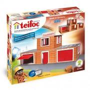 Teifoc Fire Station Construction Set