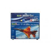 MODEL SET F-16 MLU SOLO DISPLAY - 63980 - REVELL