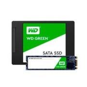 """UNIDAD SSD WD WDS480G2G0A 480GB GREEN 2.5"""" SATA"""