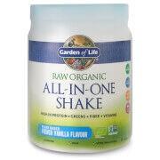 Garden of Life Raw Organic All-In-One Shake - Vanilla