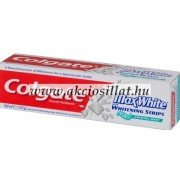 Colgate Max White Whitening Strips Crystal Mint Fogkrém 100ml