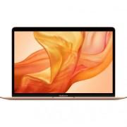 Apple MacBook Air 13 Retina, Touch ID, DC i5 1.6GHz 8GB, 128GB, Intel UHD G 617 (златист) (модел 2018)