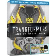 Transformers Age of Extinction BluRay 3D Bumblebee Box Set