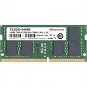 SO-DIMM RAM Transcend 16GB DDR4-2666