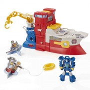 Playskool Heroes Transformers Rescue Bots High Tide Rescue Rig B2054