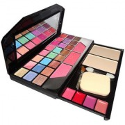 T.Y.A Make-up kit 24 Eyeshadow+2 compact +4 lip color and 3 blusher laptop