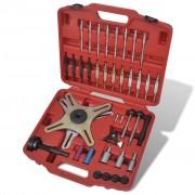 vidaXL Комплект инструменти за ремонт на съединител на VW, BMW, Opel и др.