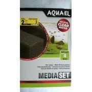 Burete filtru Aquael Fan 3, 2 Buc
