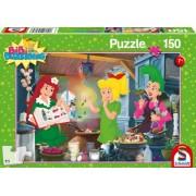999 Games Bibi Blocksberg: In het heksenlaboratorium - Puzzel (150)