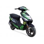 Scooter SPIRO 50+ - Edition Limitée - JIAJUE - Noir