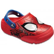 Crocs Kids' Crocs Fun Lab Spider-Man Lights Clog
