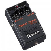 Boss MT-2 W MetalZ Waza Craft Pedal guitarra eléctrica