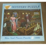 Murder on the High Seas - Bits and Pieces Puzzle Mystery Puzzle