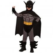 Merkloos Carnavalskleding jongens bat held