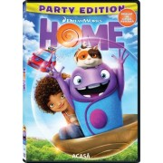 Home:Rihanna,Jim Parsons,Jennifer Lopez,Steve Martin - Acasa (DVD)