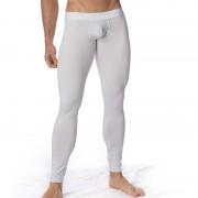 Gigo WHITE Extra Long Boxer Long Johns Long Underwear Pants G11045