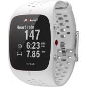 Polar M430 - orologio GPS running - White
