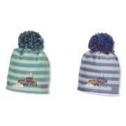 warme Wintermütze Beanie mit Bommel - STERNTALER WINTER 4611505 -K1600
