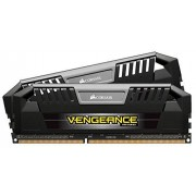 Corsair Vengeance Pro 16GB DDR3-2133 módulo de Memoria (16 GB, 2 x 8 GB, DDR3, 2133 MHz, 240-pin DIMM, Negro, Platino)