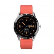 Smartwatch Blackview X1 LCD 1.3inch curbat 3D 64MB ROM Nodic nRF52832 Bluetooth v5.0 260mAh Curea cadou Silver