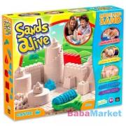 Sands Alive: modellező homok - kastély, 900 g