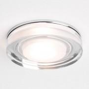 Astro Vancouver Round 12V inbouwspot exclusief MR16 chroom 8x11.5cm IP65 glas A 5509