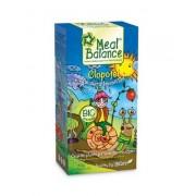 Clopotel Cavalerul Imunitatii – Ceai din plante si fructe pentru copii Meal Balance 30 gr