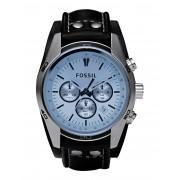 メンズ FOSSIL 腕時計 ブルーグレー